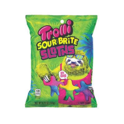 Trolli Sour Brite Sloths