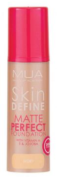 Makeup Academy Skin Define Matte Perfect Foundation