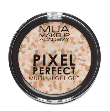 MUA Makeup Academy Pixel Perfect Multi-Highlight Powder
