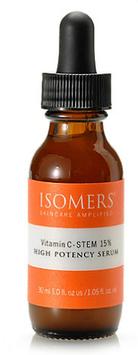 ISOMERS Vitamin C-Stem 15% High Potency Serum