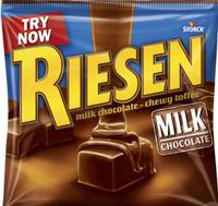 Riesen Milk Chocolate Toffee