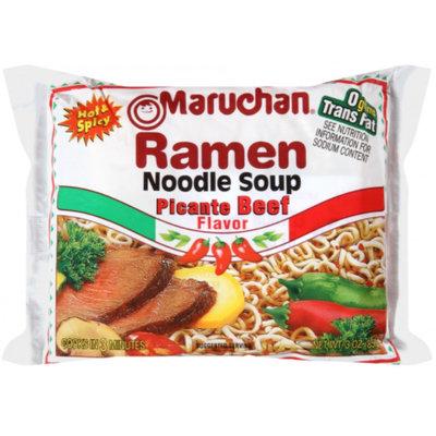 Maruchan Ramen Noodle Soup Picante Beef Flavor