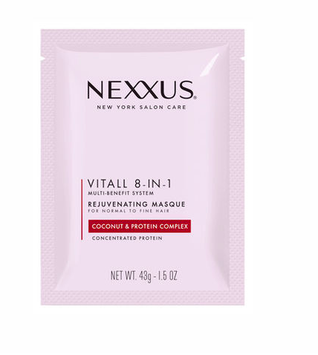 Nexxus Vitall 8-in-1 Hair Masque For All Hair Types