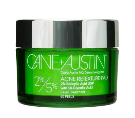 Cane + Austin 2%/5% Acne Retexture Pads