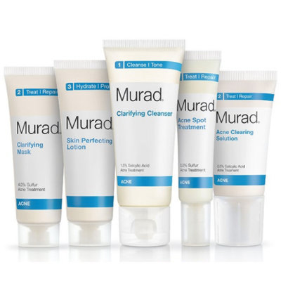 Murad Advanced Breakout Control Regimen 5-Piece