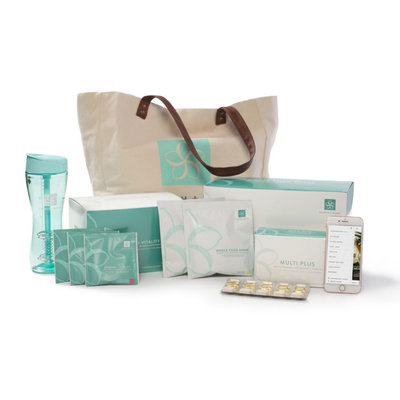 Nourish + Bloom The Essential Collection