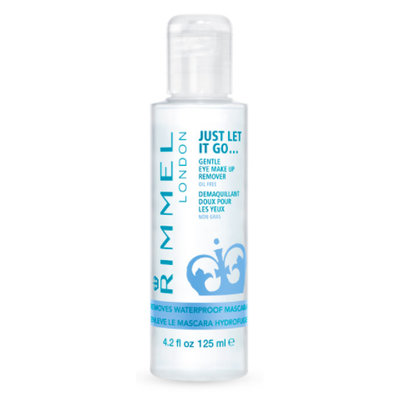 Rimmel London Gentle Eye Makeup Remover