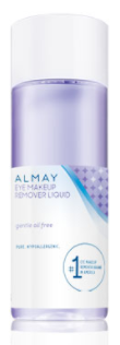 Almay Oil Free Gentle Eye Makeup Remover Liquid