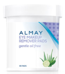 Almay Oil Free Gentle Eye Makeup Remover Pads