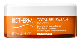 Biotherm Biosource Balm-To-Oil Deep Cleanser & Make-Up Remover