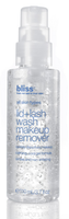 bliss lid + lash makeup remover