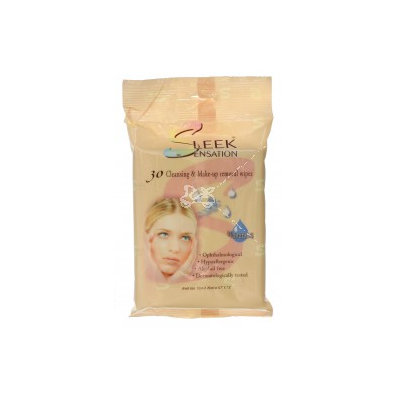 Sleek Sensation Makeup Remover Wipes