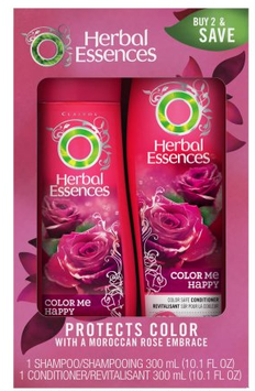 Herbal Essences Color Me Happy Shampoo and Conditioner Dual Pack