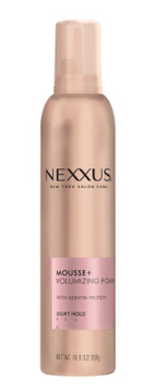 Nexxus Mousse + Volumizing Foam Styler