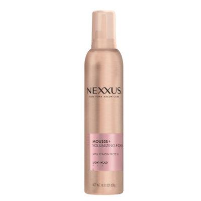 Nexxus Mousse + Volumizing Foam Styler