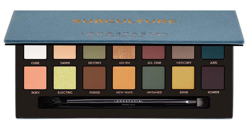 Anastasia Beverly Hills Subculture Eyeshadow Palette