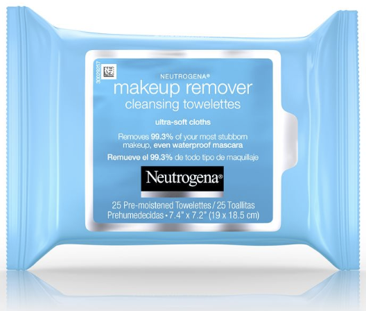 Neutrogenau00ae Makeup Remover Cleansing Towelettes Reviews