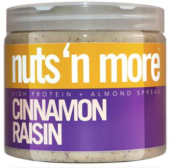 Nuts 'N More Cinnamon Raisin Almond Butter