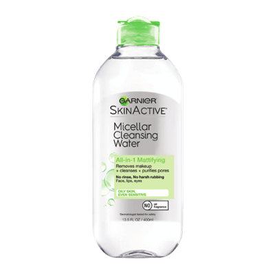 Garnier Skinactive Micellar Cleansing Water All-in-1 Mattifying
