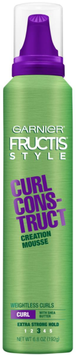 Garnier Fructis Style Curl Construct Mousse