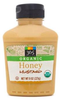 Whole Foods Organic Honey Mustard