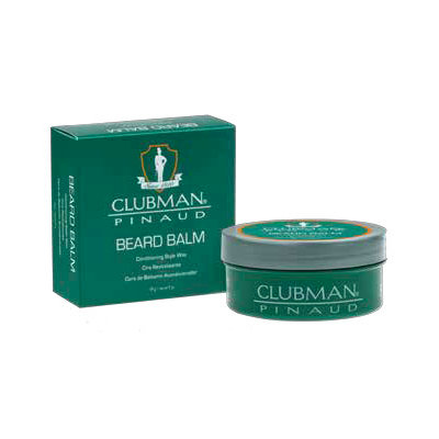 Clubman Beard Balm & Styling Wax