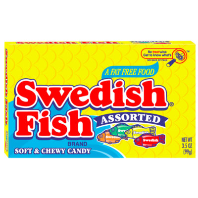 Swedish Fish® Assorted Candy
