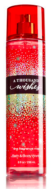 Bath & Body Works A Thousand Wishes Fragrance Mist