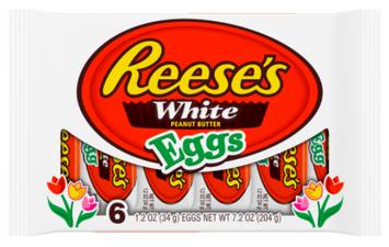 Reese's White Peanut Butter Eggs