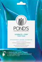 POND's Hydrate + Firm Sheet Mask