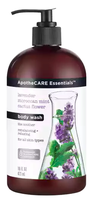 ApotheCARE Essentials™ The Soother Lavender Cactus Flower Moroccan Mint Body Wash