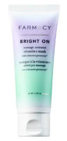 FARMACY Bright On Massage-Activated Vitamin C Mask with Echinacea GreenEnvy™