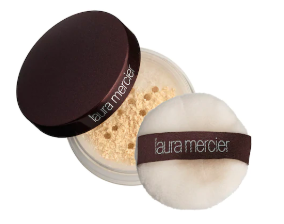 Laura Mercier Beauty on the Fly Translucent Loose Setting Powder + Mini Puff