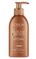 L'Oreal® Paris Sublime Bronze Hydrating Self-Tanning Milk Medium