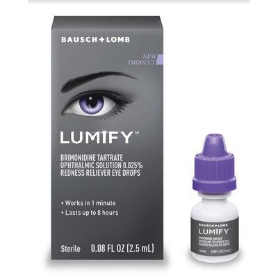 LUMIFY™ Redness Reliever Eye Drops, 0.25 fl oz