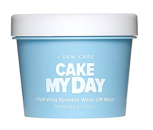 I Dew Care Cake My Day Hydrating Sprinkle Wash-Off Mask
