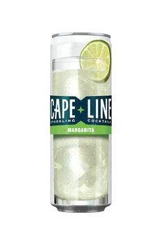 Cape Line Margarita Sparkling Cocktail