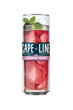 Cape Line Blackberry Mojito Sparkling Cocktail