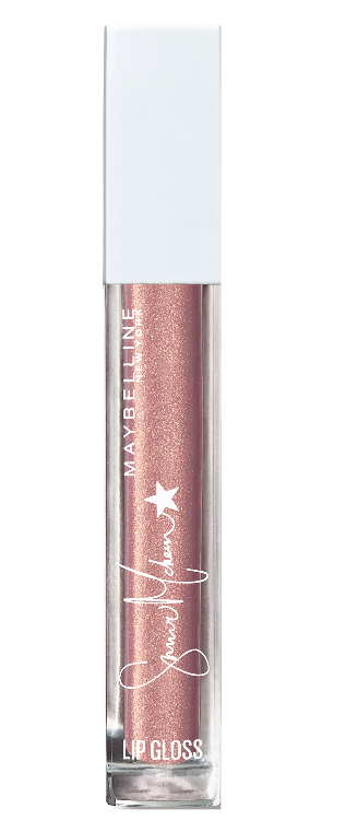 Maybelline Summer Mckeen Lip Gloss, Ultra-Shiny Glossy Finish