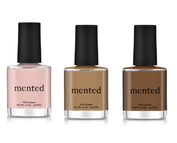 MENTED COSMETICS Nude Nail Collection