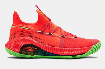 Under Armour Men's Curry 6