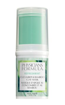 PHYSICIANS FORMULA RefreshMint Cucumber & Bamboo Clay Mask