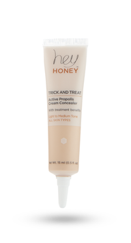 Hey Honey Trick & Treat - Active Propolis Cream Concealer
