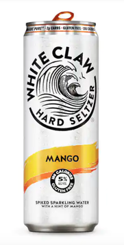 White Claw Hard Seltzer Mango