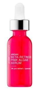 Josie Maran Argan Beta Retinoid Pink Algae Serum