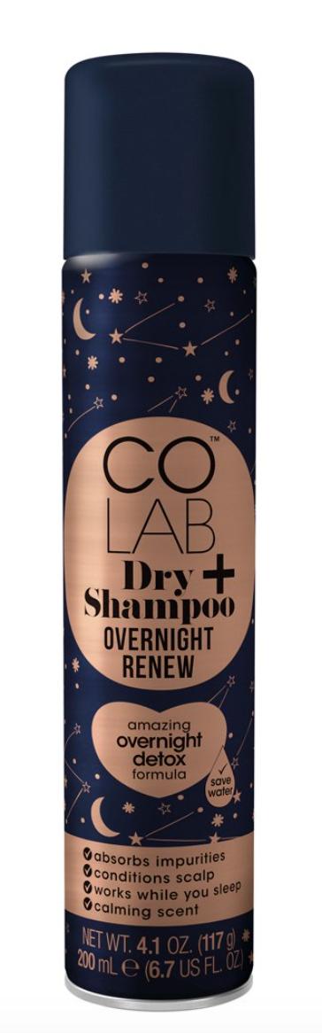COLAB Dry Shampoo, Overnight Renew