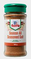 McCormick® Season All Seasoned Salt
