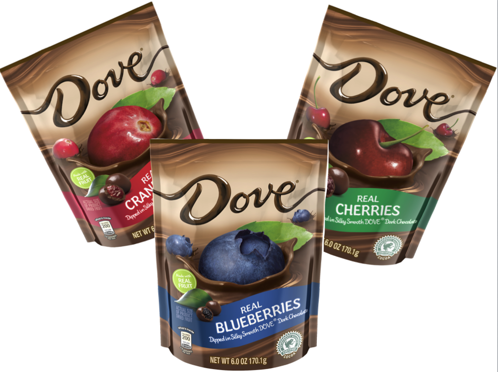 Dove® Fruit Chocolate