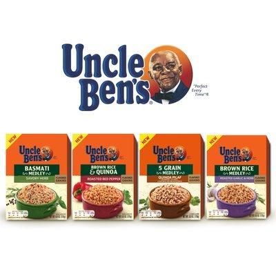Uncle Ben's® Flavored Grains