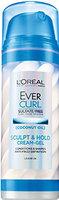 L'Oréal Paris EverCurl Sculpt & Hold Cream-Gel